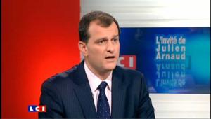 LCI - Louis Aliot est l'invité politique de Julien Arnaud