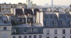 Le 13 heures du 6 février 2015 : La beauté des toits de Paris - 1932.949