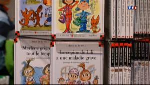 Le 20 heures du 23 mars 2013 : Salon du Livre : connaissez-vous Max et Lili ? - 1895.8272086181637