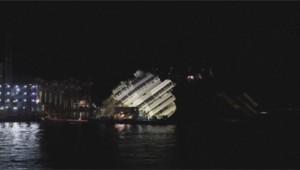 Le redressement du Costa Concordia du 16 au 17 septembre, une opération à risque.
