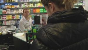 Les pharmaciens s'inquiétent de la vente de tests de grossesse en grande surface