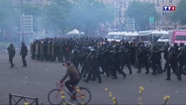 Loi Travail : qui sont les casseurs qui troublent les manifestations ?
