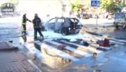 Ukraine : un journaliste tué dans une attaque à la voiture piégée