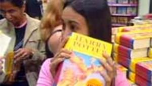 Une fan d'Harry Potter (LCI)