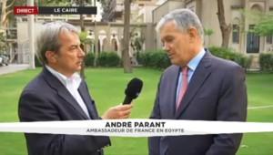 Vol MS804 d'EgyptAir : l'ambassadeur de France en Égypte au chevet des familles