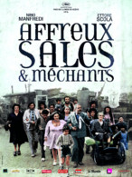 Affiche 2009 du film Affreux, sales et mchants