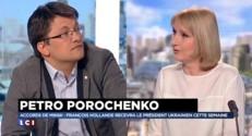 """Crise en Ukraine : le président Porochenko, """"un homme à plusieurs facettes"""""""