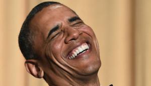 Dîner des correspondants de la Maison blanche samedi 3 mai, Barack Obama