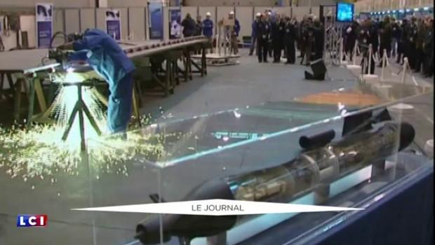 L'Australie choisit DCNS pour un contrat historique pour le renouvellement de ses sous-marins