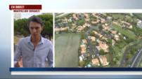 """Le 13 heures du 30 septembre 2014 : Intemp�es : """"Depuis 1957, il n'avait jamais autant plu sur Montpellier"""" - 768.54"""