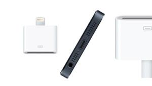 Les nouveaux connecteurs d'Apple