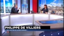 """""""Race blanche"""" : """"La France n'est pas multiculturelle, elle doit garder sa civilisation"""", affirme de Villiers"""
