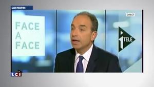 """Retraites : Hollande doit """"rapprocher régime général et fonction publique"""", estime Copé"""