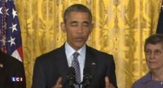 """Barack Obama : """"Nous allons accélérer notre transition vers un avenir plus propre"""""""
