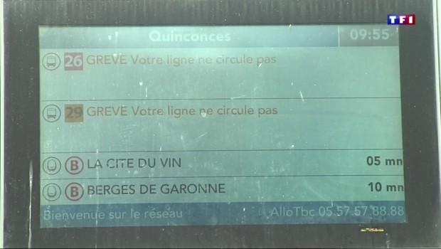 Grève des transports à Bordeaux : système D pour les bacheliers et les supporters de l'Euro