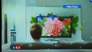 LCI - Plein Ecran: A Berlin, l'IFA connecte la télé.