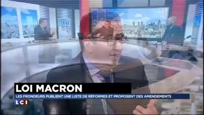 """Loi Macron : """"Le ministre est polarisé sur sa loi"""" dénonce un député frondeur du PS"""
