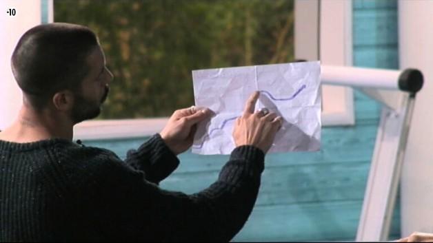 Steph nous gratifie même d'une petite courbe pour étayer ses propos !