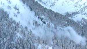 Val-Cenis savoie avalanche alpes montagne