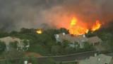 Malibu en feu, 10.000 personnes évacuées