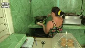 """À Cuba, un restaurateur ouvre le premier """"faux McDonald's"""""""