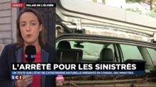 Alpes-Maritimes : l'état de catastrophe naturelle est reconnu