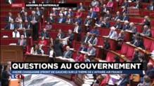 Incidents Air France : un député communiste cite Jaurès pour dénoncer les arrestations des salariés