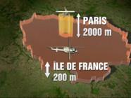 Le 20 heures du 24 février 2015 : Paris survolée par des drones : quelle est la législation en vigueur ? - 387.71464816284174