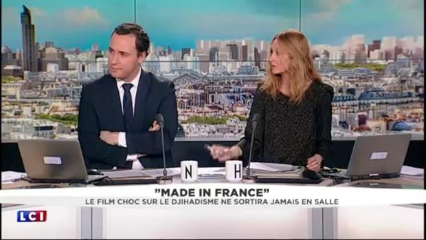 """""""Made in France"""" : le réalisateur déplore le manque de mobilisation après l'affaire Merah"""
