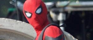 Premières images de Tom Holland sur le tournage de Spider-Man Homecoming