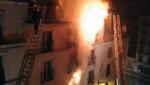 Un violent incendie rue Myrha dans le 18e arrondissement de paris a fait huit morts dont deux enfants