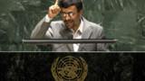 A l'ONU, Ahmadinejad provoque encore les Occidentaux