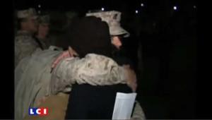 Afghanistan : départ des premiers renforts américains