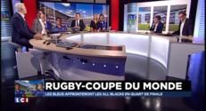 """Equipe de France de rugby : """"Mourrons avec le talent, le génie français"""""""
