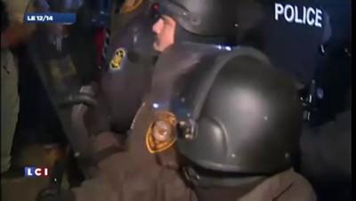 Ferguson : 44 arrestations dans la nuit de mardi à mercredi