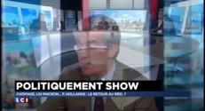 """""""Hollande n'a pas tiré de grandes leçons"""" pour le directeur des rédactions du Figaro"""