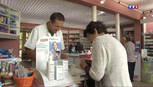 Le 13 heures du 26 août 2014 : Les m�caments en phase de test en pharmacie - 1496.0184420166017