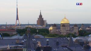Le 20 heures du 7 juillet 2015 : En Lettonie, l'amertume et la fermeté face à la situation grecque - 1209