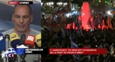 """Le non grec est """"un grand oui à une Europe démocratique"""""""