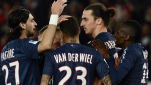 Le PSG se rapproche du titre de champion de France.