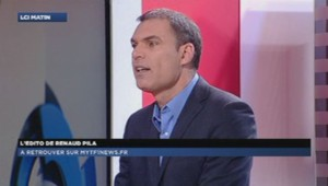 Renaud Pila sur LCI