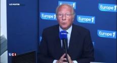 """Retour de Sarkozy : """"Il faut qu'il y ait un chef dans l'opposition"""", dit Hortefeux"""
