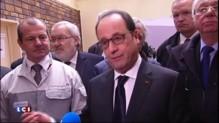 """Trémery choisi par PSA : """"Le turbo c'est un bel exemple de ce que l'on doit faire"""", déclare Hollande"""
