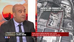 """Attentat en Isère : """"un acte de communication avant tout"""""""