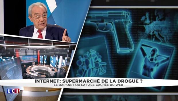 Bernard Debré (LR) : comment j'ai acheté de la drogue sur internet
