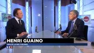 """Le Pen sur France 2, le CSA interpellé : pour Guaino, """"c'est une question de principe"""""""