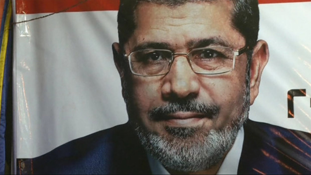 Mohamed Morsi, le candidat des Frres mulsulmans est devenu le prsident de l'Egypte. Le 24/06/2012