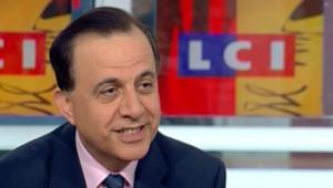 TF1-LCI, Roger Karoutchi