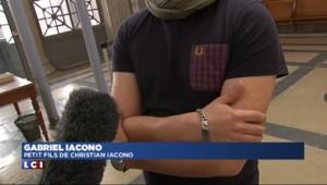 """Affaire Iacono : """"Je me sens plus coupable que mon grand-père"""", déclare son petit-fils"""