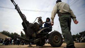Archives : rebelles libyens, 8 avril 2011